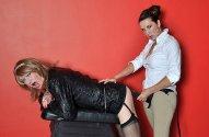 Sissy femdom slave